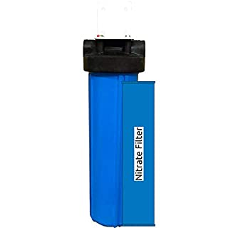 AFWFilters CF1-4520-NT 20-inch Single Stage Nitrate Big Blue Whole House Water Filter