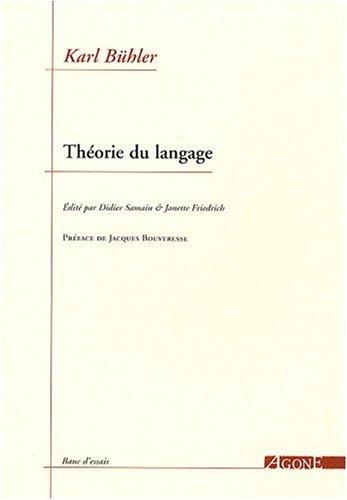 Théorie du langage : La fonction représentationnelle
