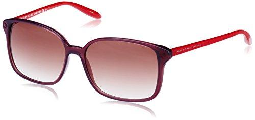 f3aff0de164d8d Marc Jacobs - Lunette de soleil MMJ 203 S Rectangulaire - Femme - Red frame