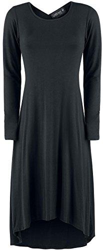 Gothicana by EMP Pentagirl Dress Abito nero XL