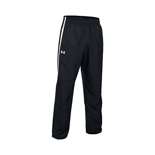 Under Armour UA Essential Warm-Up Pants Black/ White/ White