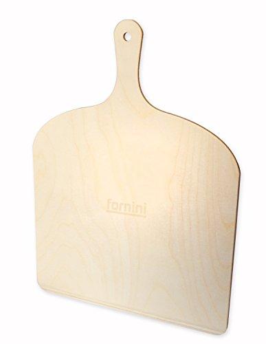 Pizzaschaufel / Pizzaschieber aus Holz (1er Set)
