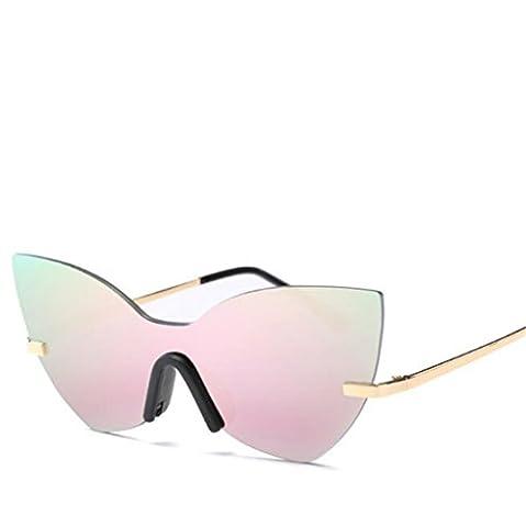 Wmshpeds Trend in Europa und den Vereinigten Staaten von Siam Schutzbrille, Farbe film Persönlichkeit Sonnenbrille, Männer und Frauen Mode Sonnenbrille