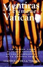 Mentiras y crimenes en el vaticano por Batzuk