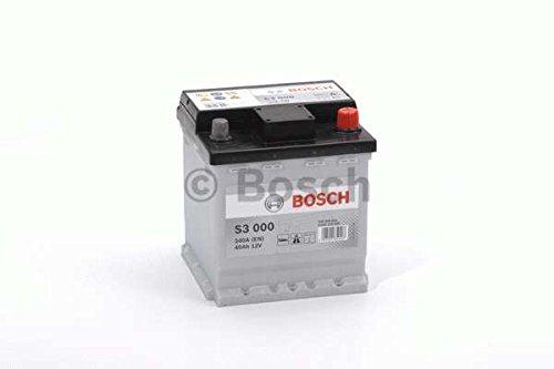 Preisvergleich Produktbild Starterbatterie S3 / Bosch (0 092 S30 000) / Batterie,  Startanlage (inkl. Pfand)