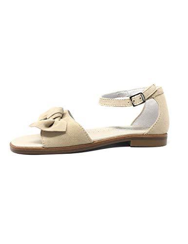 beberlis , Mädchen Sandalen, Beige - beige - Größe: 27 EU