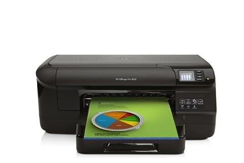 HP Officejet Pro 8100 ePrinter Tintenstrahldrucker (A4, Drucker, Duplex, Wlan, 2,0 USB, 4800x1200 dpi) (Hp Officejet-tintenstrahldrucker)