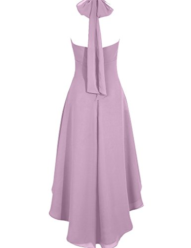 HUINI Damen Kleid Ink_Blue