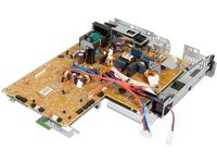 HP ENGINE CONTROLLER PC BOARD ASSEMBLY & Metall Brot–Ersatzteile-Druck (Board Assembly Controller)