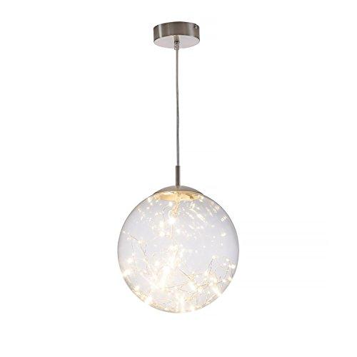 Decke Kugel (Design LED Pendel Hänge Leuchte Arbeits Zimmer Glas Kugel Decken Lampe Nino Leuchten 34152506)
