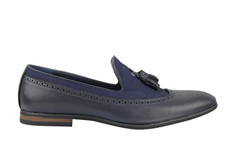 Xposed , Chaussons homme Bleu Marine