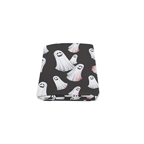 Reopx Happy Halloween Geist Geist Benutzerdefinierte Winter Leicht Komfortable Pelz Fuzzy Super Soft Fleece Couch Sofa Und Bett Decke Für Baby Frauen Größe 40x50 Zoll Maschine Waschbar