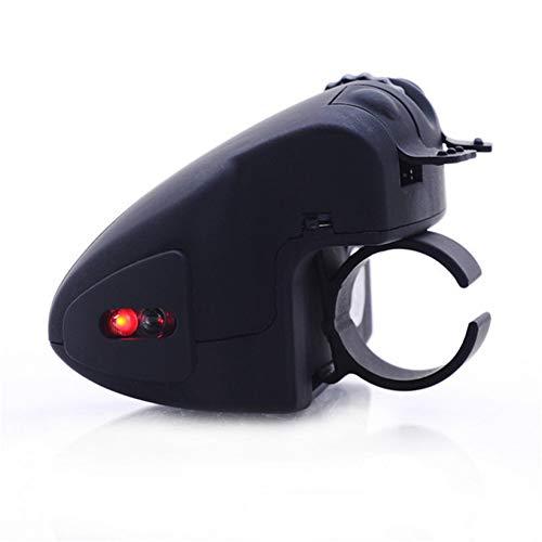 Laptop Wireless Trackball (HNMK Maus USB Wireless Pc Laptop Fingerringe Trackball Optische Mäusemäuse Mit Laserpointer)