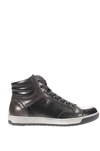 A604371U-101.Sneaker alta.Antracite.42