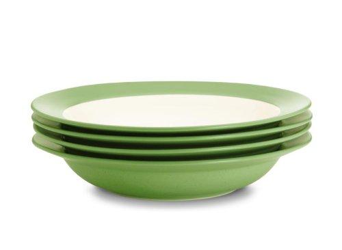 Noritake Colorwave Pasta/Rim Soup Bowl, Apple Green,