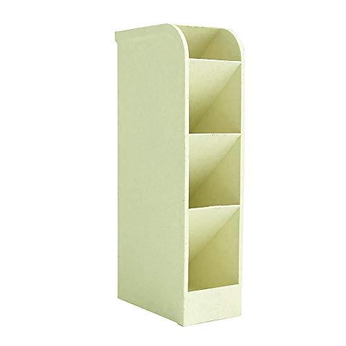 Aufbewahrungsbox für Schreibtischstifte, für Büro/Studenten/Lehrer/Schulbedarf, für Schreibwaren, Make-up-Werkzeuge 7.9 x 3.5x 1.8 inches grün - Lehrer Schreibtisch Geschenke