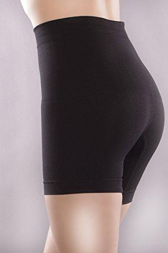Libella Damen Miederpants mit Bauch-weg-Effekt Formt sofort und Strafft effektiv 3605 Schwarz