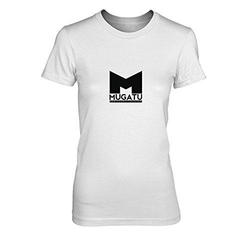 Mugatu - Damen T-Shirt, Größe: XL, Farbe: (Zoolander Mugatu Kostüme)