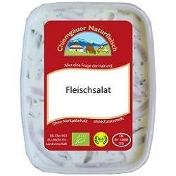 Chiemgauer Fleischsalat inkl. Kühlverpackung (125 g) - Bio
