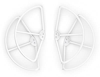 DJI Compatible with DJI UAV Aerial Quadcopter Drone - White (Set of Four)