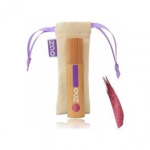Lipgloss-nachfüller (ZAO Lippenlack 032 pflaume schimmernd violett in Bambus (bio, Ecocert, Cosmebio, Naturkosmetik) Etnik Collection 2014 (Lipgloss, Lippenstift) 101032)