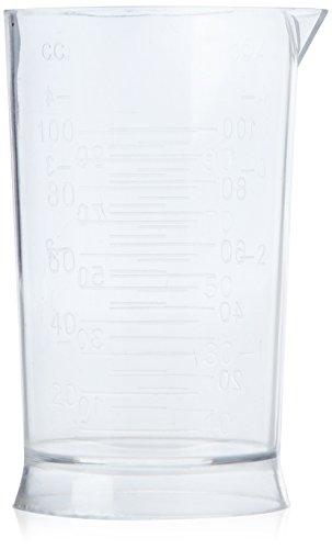Efalock Messbecher 100 ml, 1er Pack (1 x 1 Stück