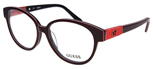 Guess Gestell GU2298 55O24 (55 mm) pflaume