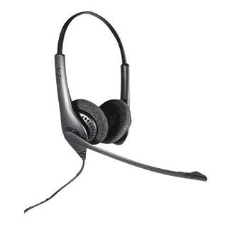 Agfeo 1500Duo Stereophonisch Kopfhörer schwarz Kopfhörer mit Mikrofon-Kopfhörer mit Mikrofon (Call Center/Büro, Stereophonisch, Kopfband, Schwarz, verkabelt, ohraufliegend)