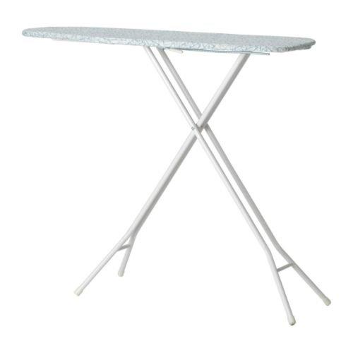 IKEA RUTER-Table à Repasser-Blanc - 108 x 33 cm