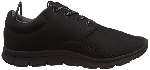Superdry Scuba Runner, Chaussures De Course Pour Homme Noir (noir / Noir 16a)
