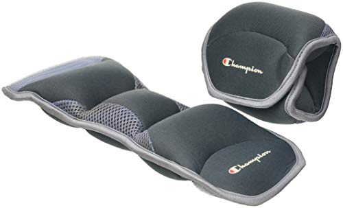 Champion ch-a-6566wc-60 cavigliera/polsiera, 1,5 kg/pezzo, 3kg peso/ confezione [confezione 2 pezzi]