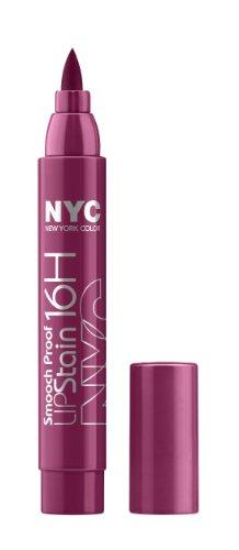 NYC Feutre à lèvres sans transfert 16 h