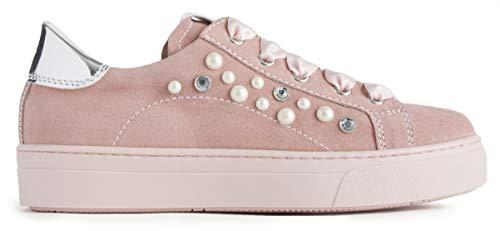Nero Giardini Teen P930920F/429 Sneakers Scarpe Donna para Platform Perle PEONIA (35 EU)