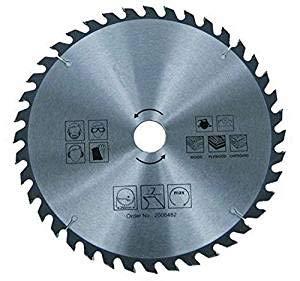 Kreissägeblatt aus Hart Metall zum Sägen für Holz - Ø 400 mm mit 24 Zähnen   Tischkreissäge   Wippsäge   Kappsäge   Säge Blatt