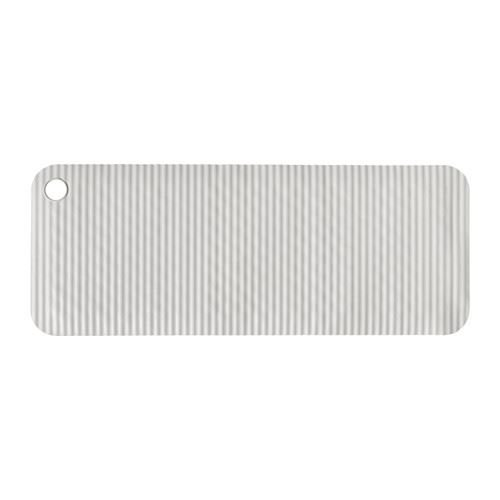 DOPPA - Bathtub mat, light grey alfombra de baño