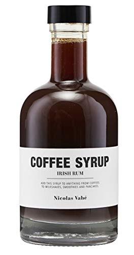 Nicolas Vahe - Sirup - Kaffeesirup - Irischer Rum - 250 ml