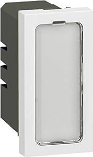 Legrand LEG99614 Mosaic Interrupteur t/émoin 10 A 1 module