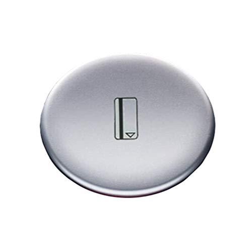 Niessen tacto - Tecla interruptor tarjeta tacto plata