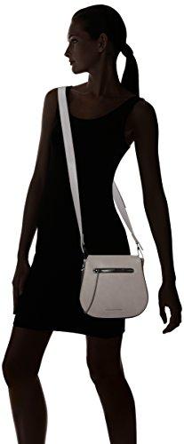 Juicy by Juicy Couture - Arleta, Borse a tracolla Donna Grigio (Grey Grainy)