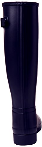 Hunter Damen Original Refined Gummistiefel Blau (Navy)