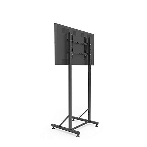 IG Haushalt Dual Use Universal-TV-Wagenständer für 32-60-Zoll-Boden-TV-Ständer Höhenverstellbarer LED-LCD-Plasma-Flachbildschirm-Messestand Videostand Messestand -