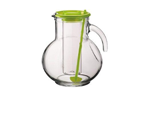 Bormioli Rocco 135729Mv1321990 Kufra 2.0 jarra verde