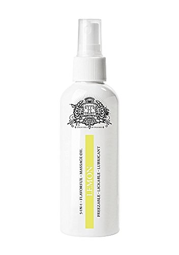Touché Gel Lubrifiant Citron 80 ml