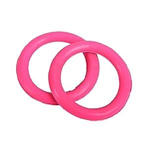 QHP elastische Ringe Color für Sicherheits-Steigbügel (Orange)