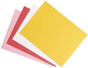 Coutal-papier Buvard 16x21 125g Assorti - Paquet De 100 [Fournitures de bureau]