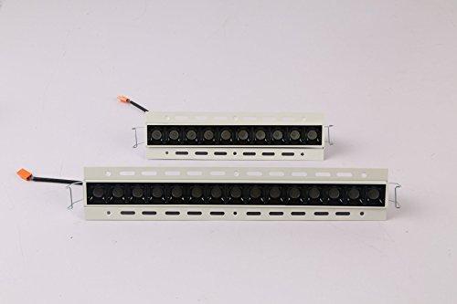 GAOQIANG Line-Scheinwerfer LED 30W 15 * 2W Linie Spotlight,正白