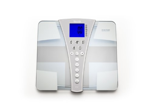The Tanita BC587 high capacity body composition monitor is designed to monitor changes in your weight and body composition over time and uses the advanced InnerScan technology to show the effect of your diet and exercise activity on your body. The ma...