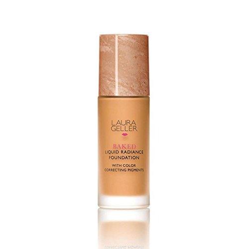 Laura Geller New York Cuit Fondation Radiance Liquide Tan (Paquet de 6)