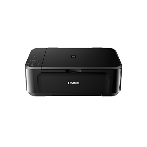 Canon PIXMA MG3650 - Impresora multifunción de tinta (B/N 9.9 PPM, color 5.7 PPM), color negro