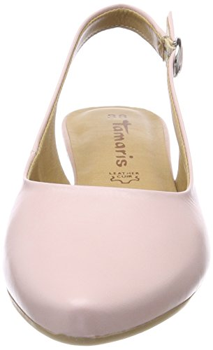 Tamaris 29400, Sandali con Cinturino Alla Caviglia Donna Rosa (Rose Leather)